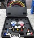 PITTSBURGH MANIFOLD GAUGE SET R134-A   R-407C/R-404A
